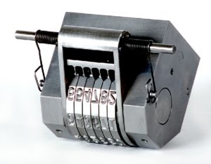 Model 50P Automatic Numbering Head