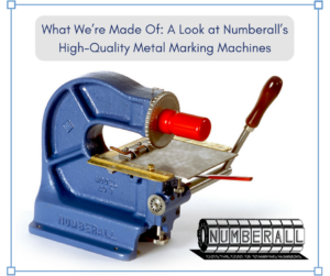 high-quality metal marking machines