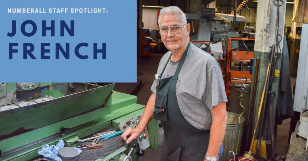Numberall Staff Spotlight: John French