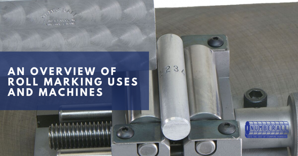 An Overview of Roll Marking Uses and Machines   Numberall Blog